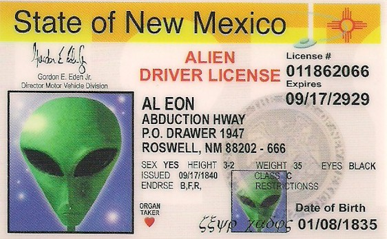 Stephen Greer goes ahead with Disclosure anyway! Alien_Driver_License